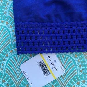 Free People Intimates & Sleepwear - Medium Free People Hadley Soft Crochet Bra